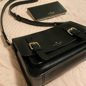 Kate Spade Essex Scout Crossbody bag and Wallet